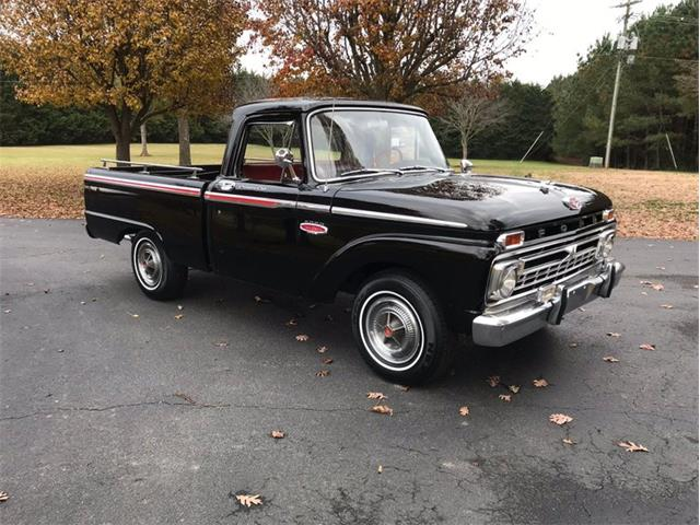 1966 Ford F100 (CC-1460685) for sale in Youngville, North Carolina