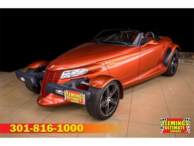 2001 Plymouth Prowler (CC-1466856) for sale in Rockville, Maryland