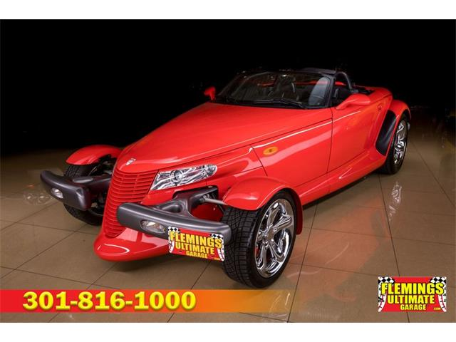 1999 Plymouth Prowler (CC-1466857) for sale in Rockville, Maryland