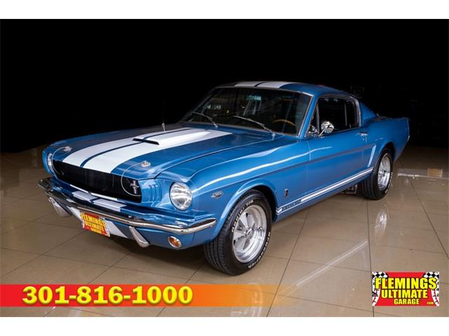 1965 Ford Mustang (CC-1466858) for sale in Rockville, Maryland