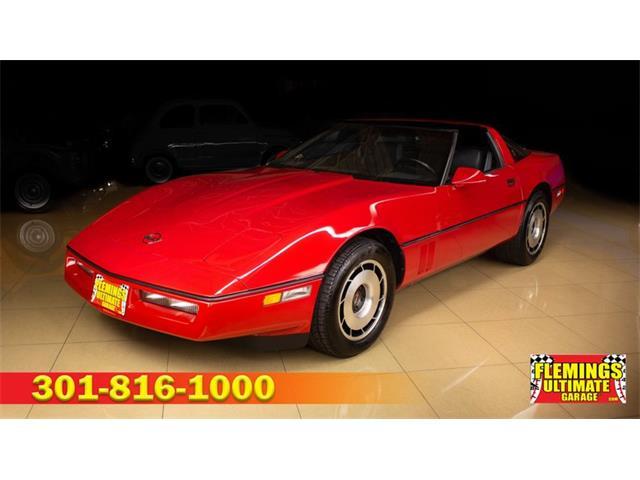 1984 Chevrolet Corvette (CC-1466860) for sale in Rockville, Maryland