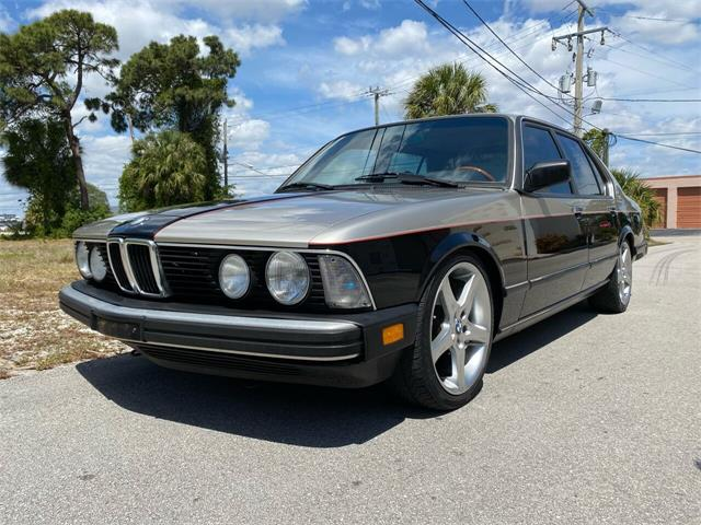 1985 BMW 7 Series (CC-1466861) for sale in Pompano Beach, Florida