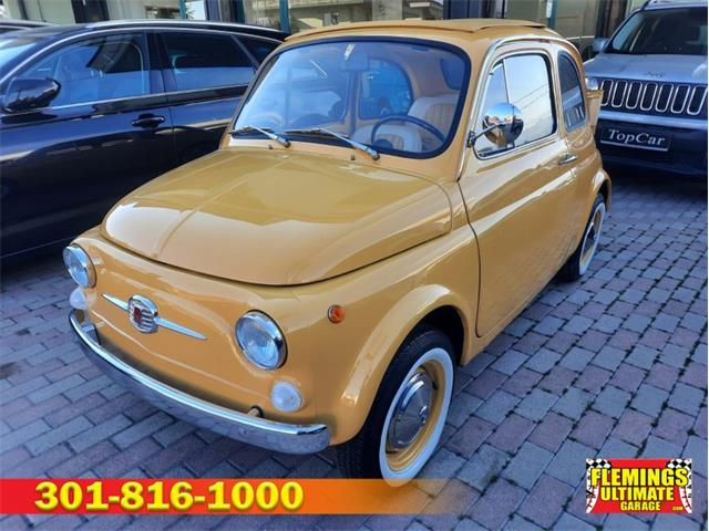 1974 Fiat 500L (CC-1466863) for sale in Rockville, Maryland