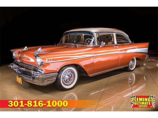 1957 Chevrolet Bel Air (CC-1466864) for sale in Rockville, Maryland
