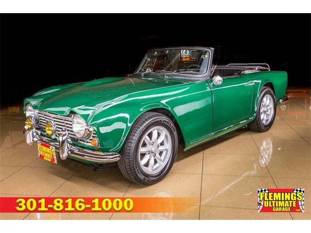 1962 Triumph TR4 (CC-1466866) for sale in Rockville, Maryland