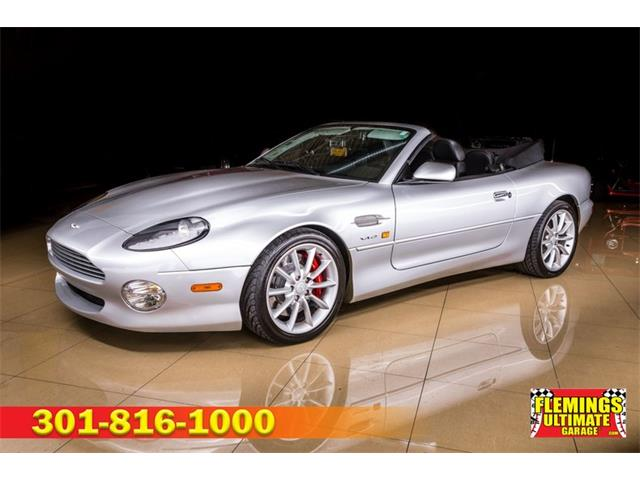 2000 Aston Martin DB7 (CC-1466867) for sale in Rockville, Maryland