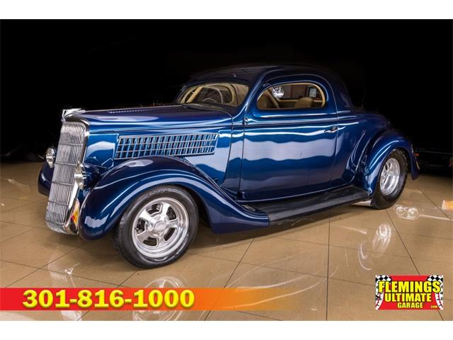 1935 Ford 3-Window Coupe (CC-1466869) for sale in Rockville, Maryland