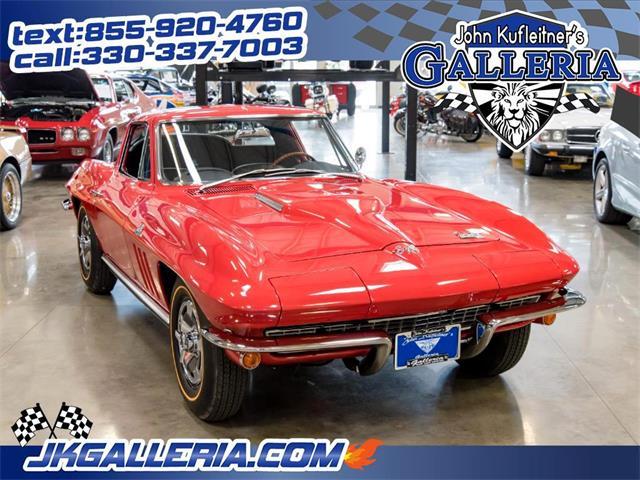 1966 Chevrolet Corvette Stingray (CC-1466872) for sale in Salem, Ohio
