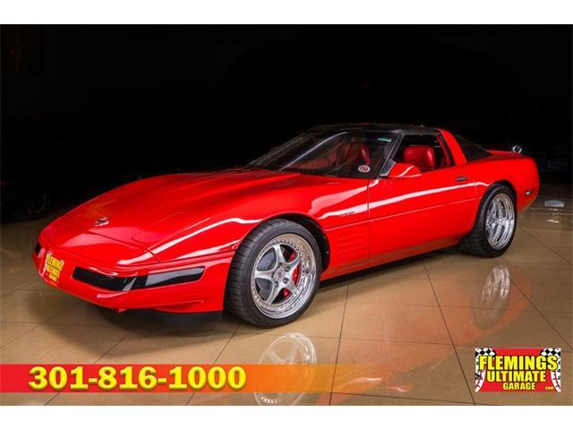 1991 Chevrolet Corvette (CC-1466873) for sale in Rockville, Maryland