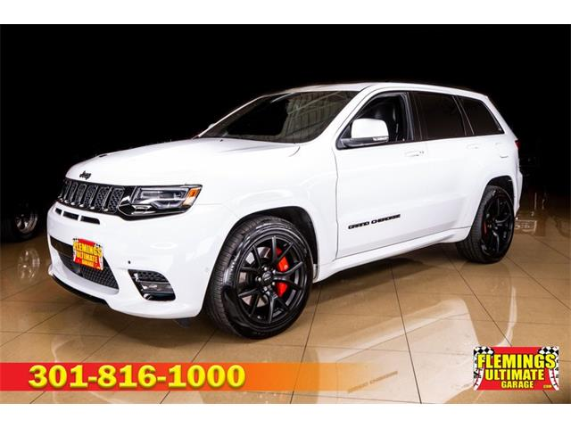 2020 Jeep Grand Cherokee (CC-1466875) for sale in Rockville, Maryland