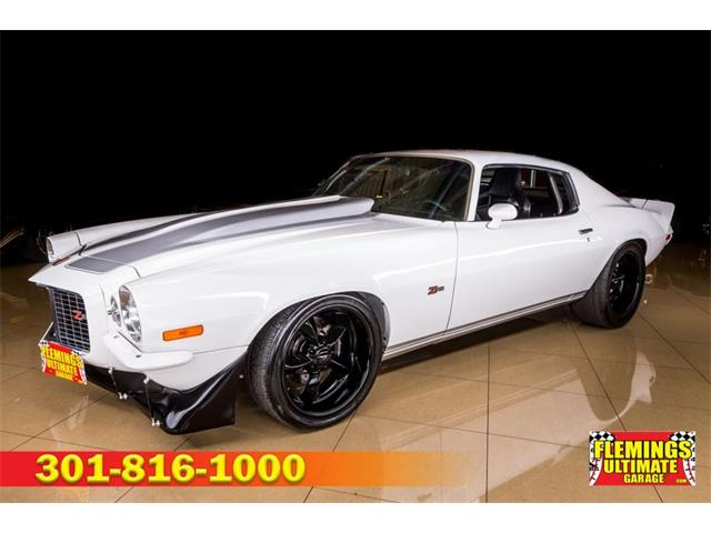 1972 Chevrolet Camaro (CC-1466878) for sale in Rockville, Maryland