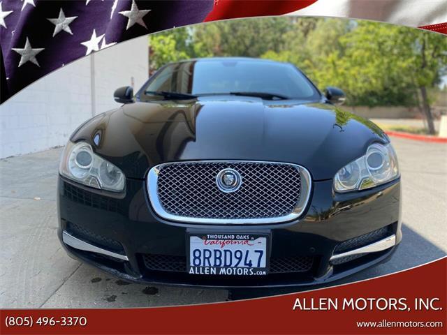 2010 Jaguar XF (CC-1466879) for sale in Thousand Oaks, California