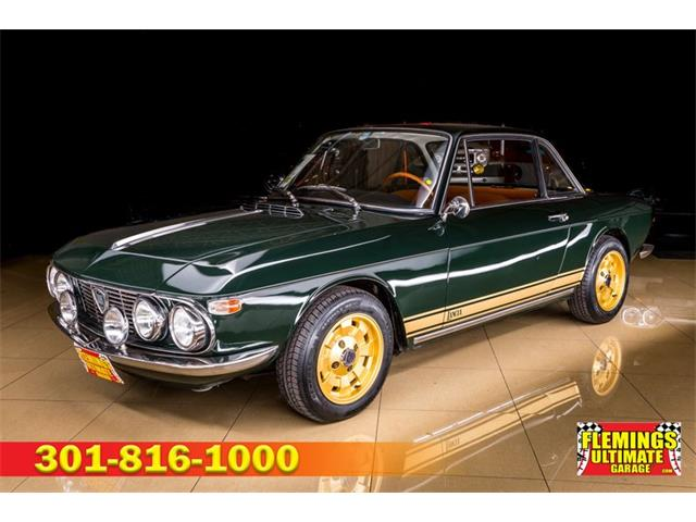 1966 Lancia Fulvia (CC-1466883) for sale in Rockville, Maryland