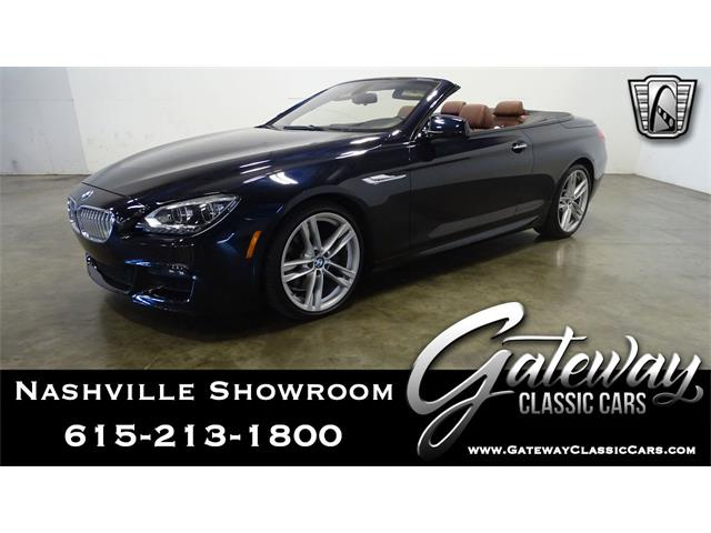 2013 BMW 650I (CC-1466886) for sale in O'Fallon, Illinois