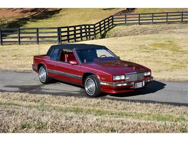 1990 Cadillac Eldorado (CC-1460689) for sale in Youngville, North Carolina