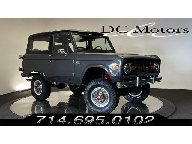 1969 Ford Bronco (CC-1466897) for sale in Anaheim, California