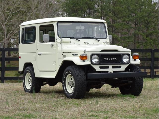 1979 Toyota Land Cruiser FJ40 (CC-1460690) for sale in Youngville, North Carolina