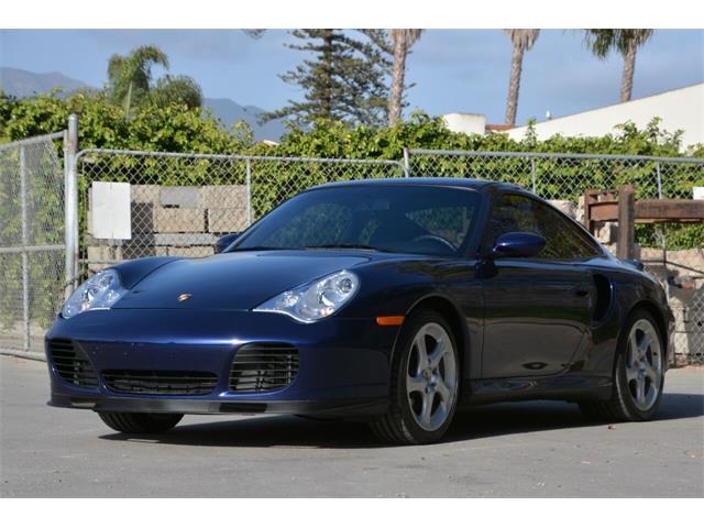 2001 Porsche 911 (CC-1466904) for sale in Santa Barbara, California