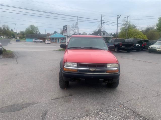 2002 Chevrolet S10 (CC-1466906) for sale in Carlisle, Pennsylvania