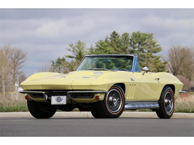 1966 Chevrolet Corvette (CC-1466908) for sale in Stratford, Wisconsin