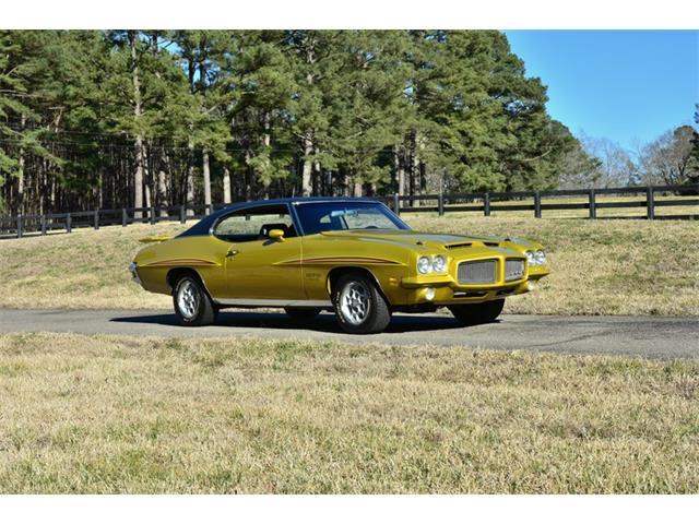1971 Pontiac GTO (CC-1460691) for sale in Youngville, North Carolina