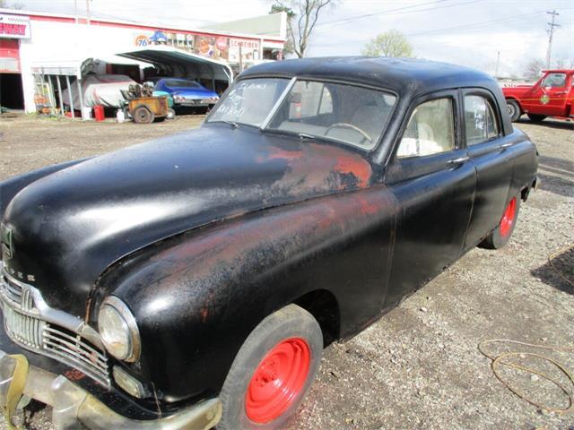 1952 Kaiser 2-Dr Sedan (CC-1466914) for sale in Jackson, Michigan