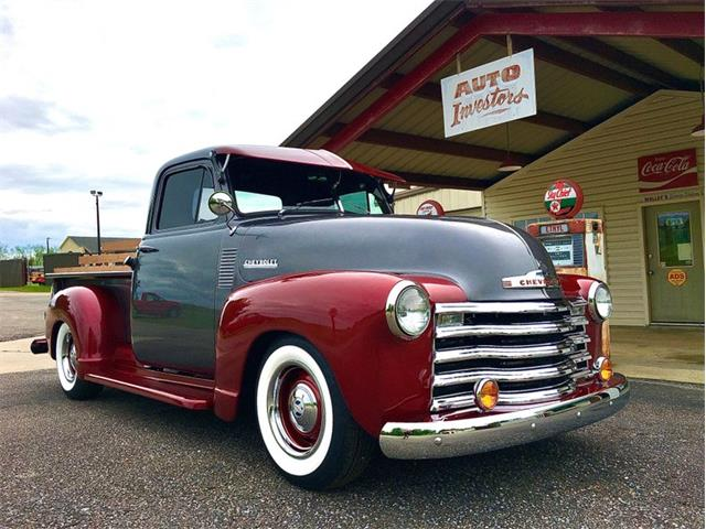 1952 Chevrolet 3100 (CC-1466920) for sale in Dothan, Alabama