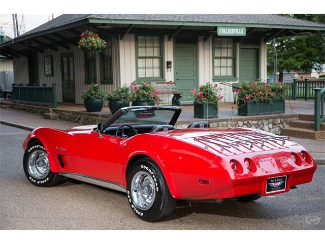 1974 Chevrolet Corvette (CC-1466926) for sale in Collierville, Tennessee