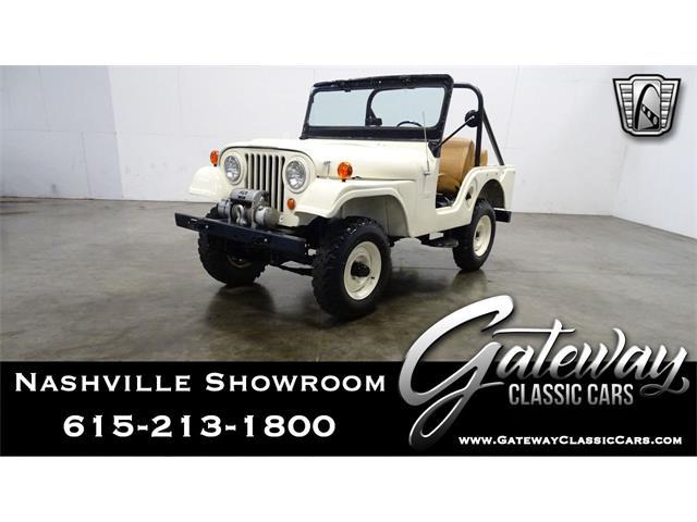 1966 Jeep CJ5 (CC-1466930) for sale in O'Fallon, Illinois