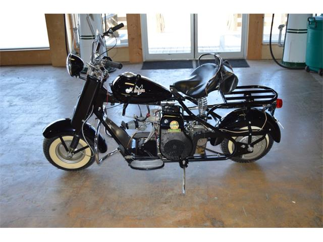 1957 Cushman Motorcycle (CC-1466938) for sale in Batesville, Mississippi