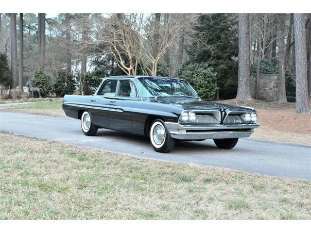 1961 Pontiac Catalina (CC-1460694) for sale in Youngville, North Carolina