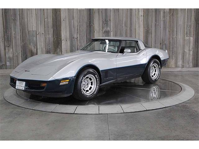 1981 Chevrolet Corvette (CC-1466947) for sale in Bettendorf, Iowa