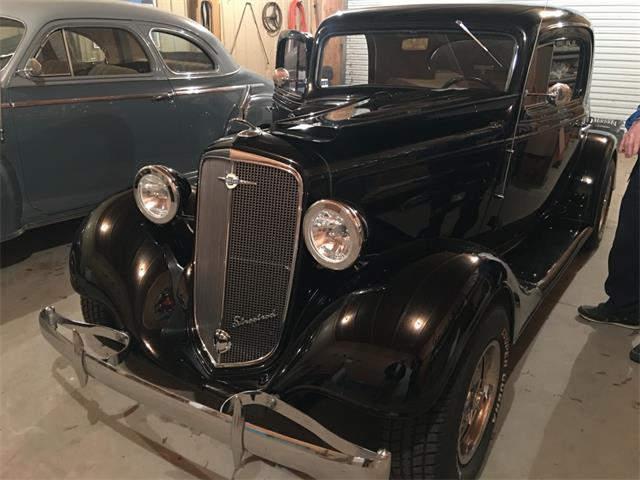 1935 Chevrolet Coupe (CC-1466958) for sale in Clarksville, Georgia
