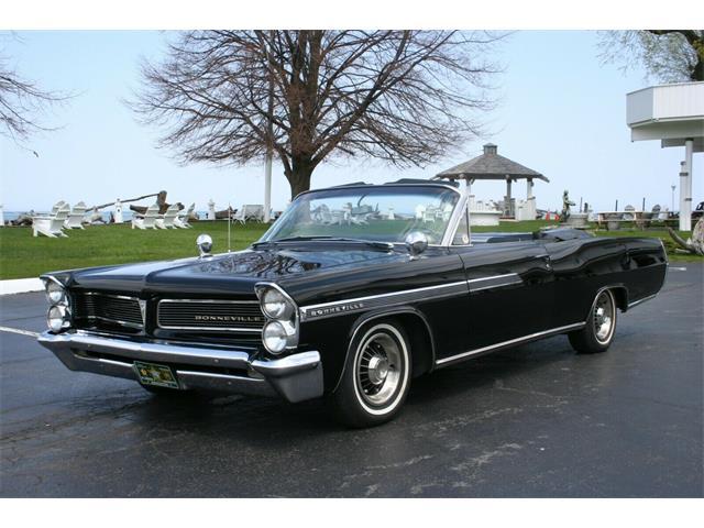 1963 Pontiac Bonneville (CC-1466962) for sale in Webster, New York