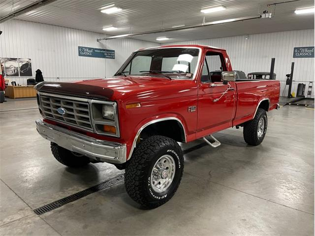 1986 Ford F350 (CC-1466965) for sale in Holland , Michigan