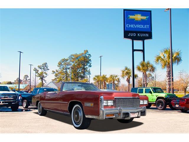 1976 Cadillac Eldorado (CC-1466968) for sale in Little River, South Carolina