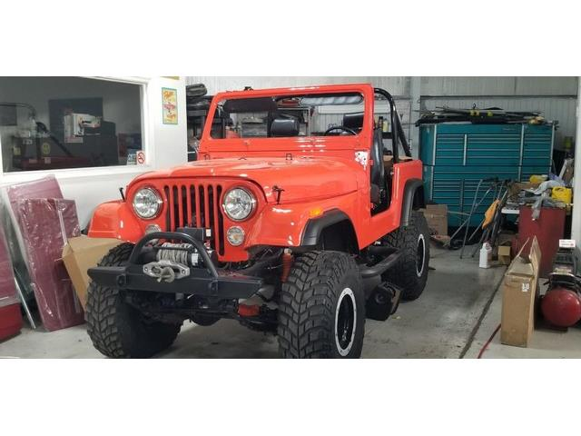 1979 Jeep CJ7 (CC-1466969) for sale in Linthicum, Maryland