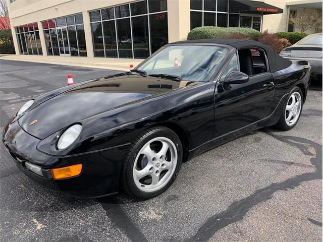 1995 Porsche 968 (CC-1460697) for sale in Youngville, North Carolina