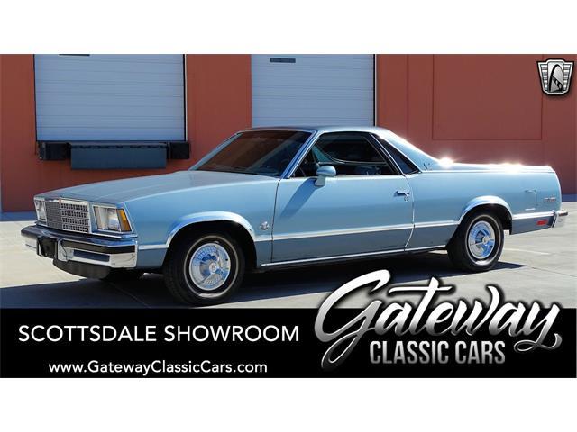 1979 Chevrolet El Camino (CC-1466976) for sale in O'Fallon, Illinois