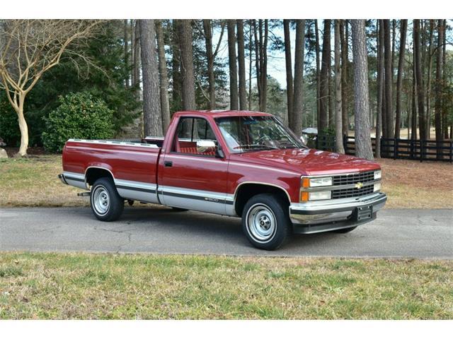 1991 Chevrolet Silverado (CC-1460698) for sale in Youngville, North Carolina