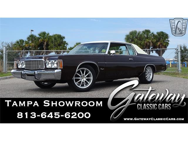 1974 Chrysler Newport (CC-1466985) for sale in O'Fallon, Illinois