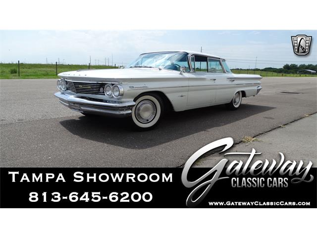1960 Pontiac Bonneville (CC-1466988) for sale in O'Fallon, Illinois