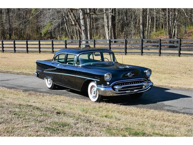 1955 Oldsmobile 98 (CC-1460699) for sale in Youngville, North Carolina