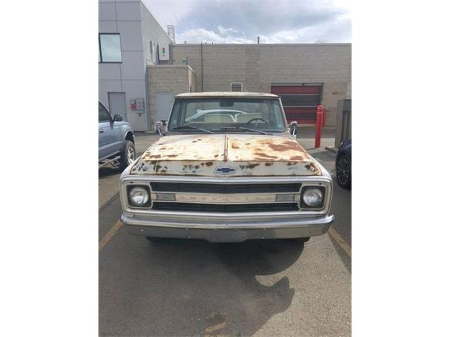 1969 Chevrolet C10 (CC-1460007) for sale in Cadillac, Michigan