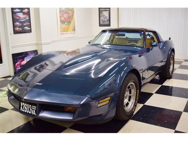 1980 Chevrolet Corvette (CC-1467002) for sale in Fredericksburg, Virginia