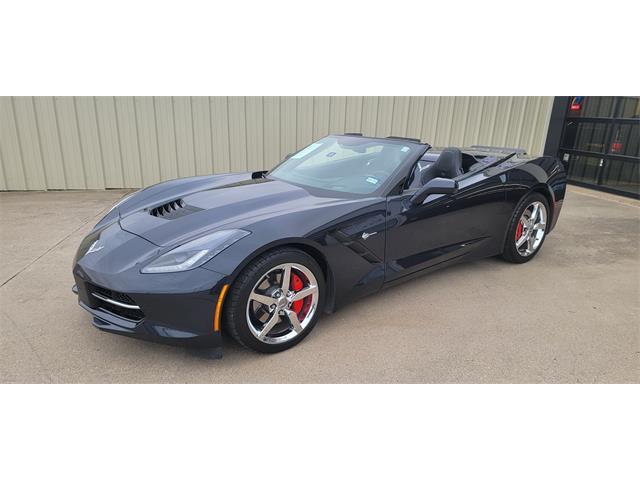 2014 Chevrolet Corvette Stingray (CC-1467003) for sale in Fort Worth, Texas