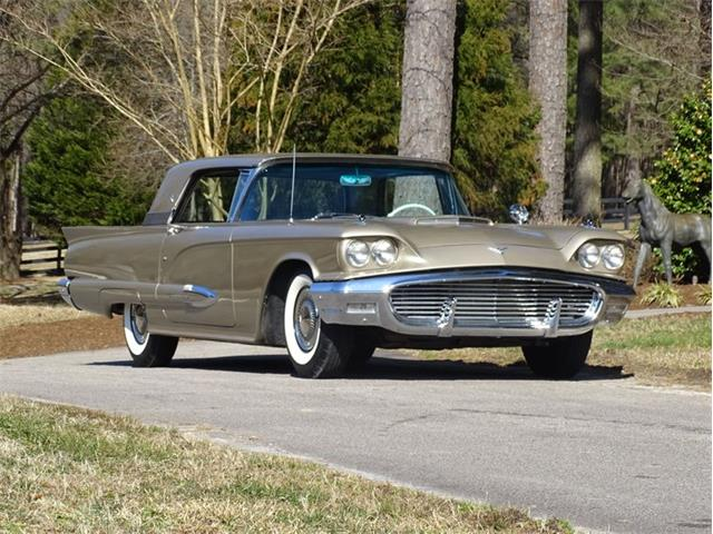 1959 Ford Thunderbird (CC-1460701) for sale in Youngville, North Carolina