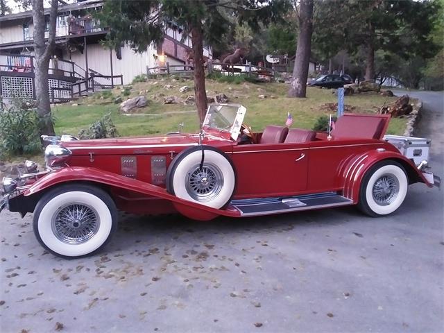 1933 Duesenberg Replica (CC-1467015) for sale in Sonora, California