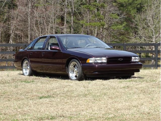 1996 Chevrolet Impala (CC-1460702) for sale in Youngville, North Carolina