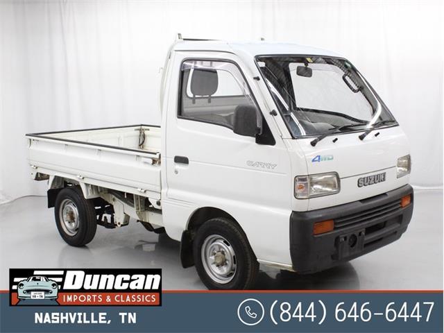 1992 Suzuki Carry (CC-1467024) for sale in Christiansburg, Virginia